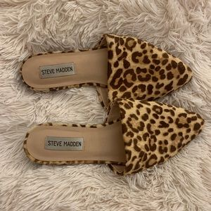 STEVE MADDEN TRACE-L LEOPARD Shoes